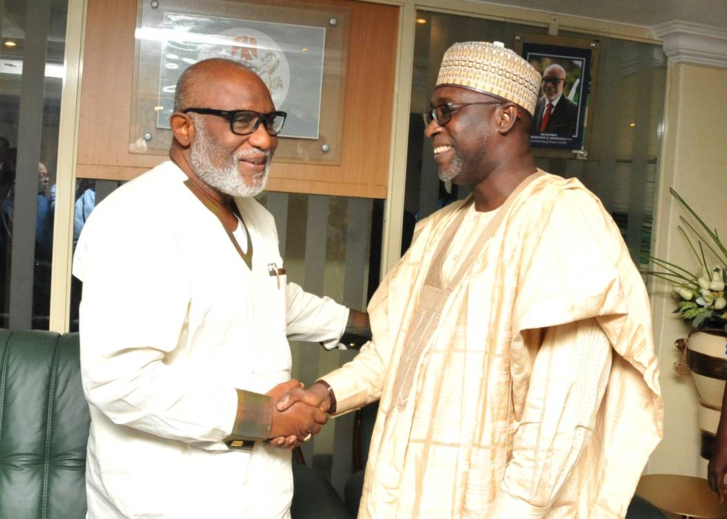 Gov. Akeredolu expresses displeasure over neglect of Owena Dam