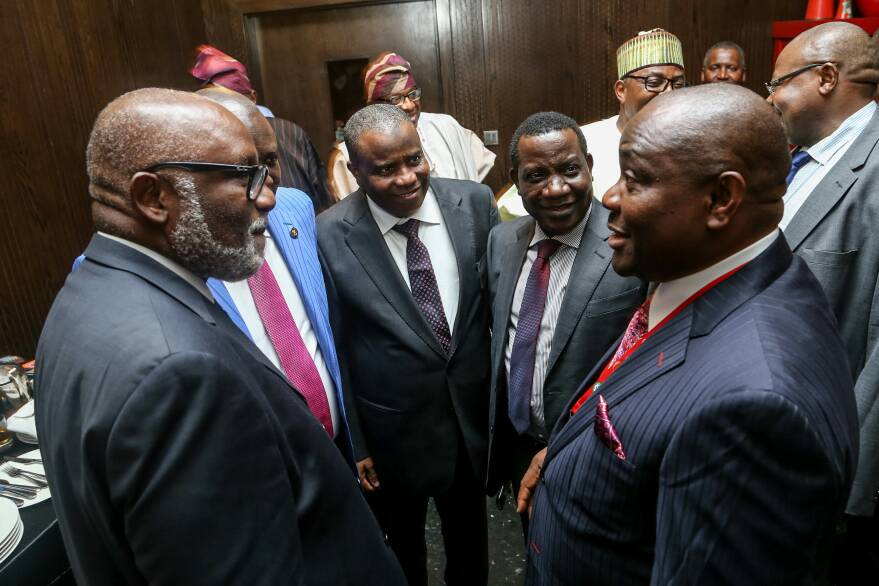 Prof. Osinbajo, Gov. Akeredolu, legal giants meet minds on business best practices at NBA Conference