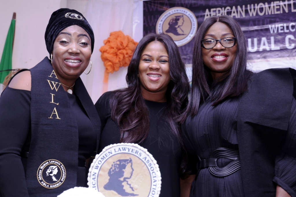 AMBODE'S WIFE TASKS WOMEN LAWYERS ON GENDER EQUALITY, CHILD RIGHTS