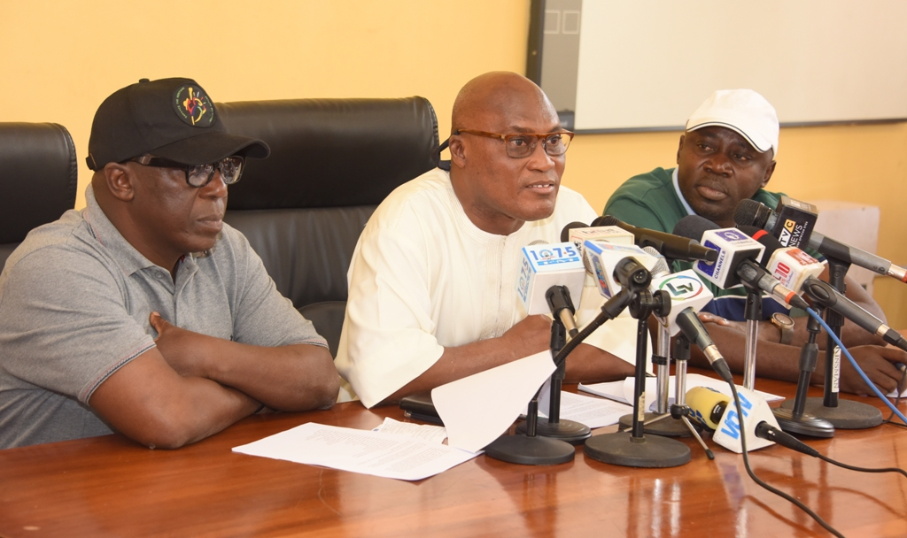 LAGOS UNVEILS ROADMAP TO FIX POTHOLES, TACKLE FLOODING …To Carry Out Repair On 43 Major Link Roads, Others In Coming Days …Divides State Into Five Zones To Control Flooding