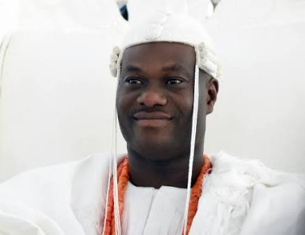 Ooni takes charity to eastern Nigeria, donates vocational centre to destitute in Umuahia