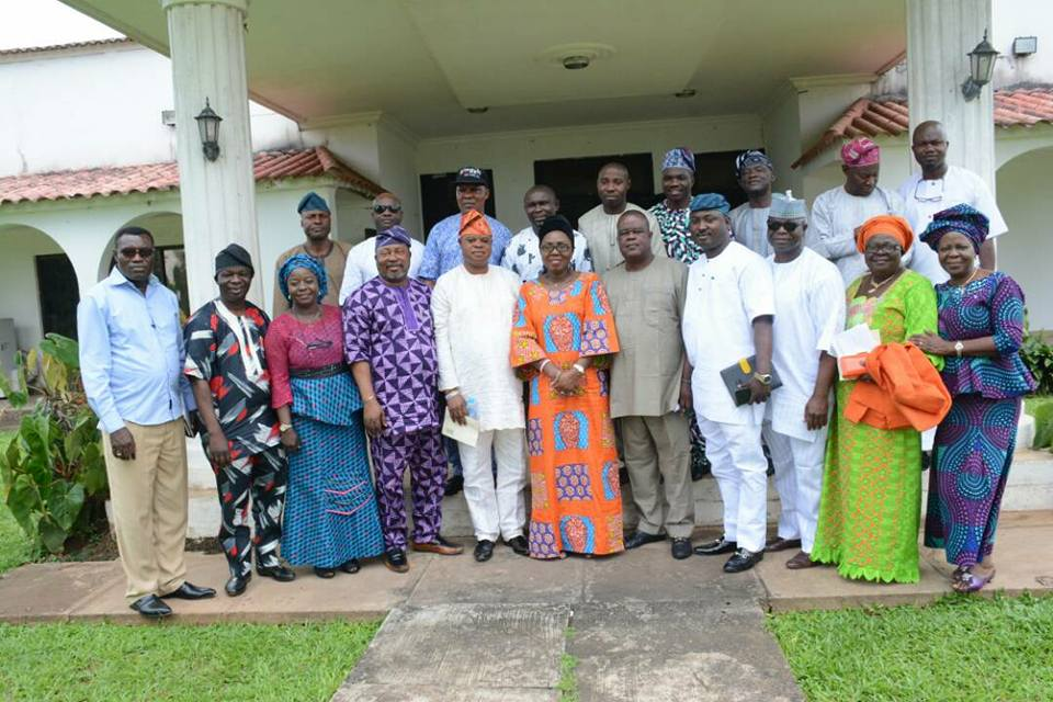 Governor Akeredolu's wife tasks LG Chairmen on improved health care delivery
