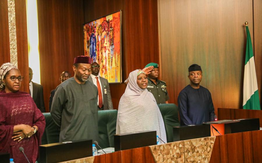 FG, State Form Committee To Drive Export Promotion At NEC Meeting