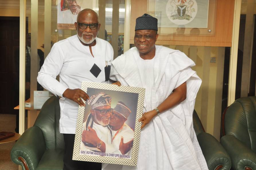 Ondo State harbours greater investment potentials in Nigeria, says Gov. Akeredolu