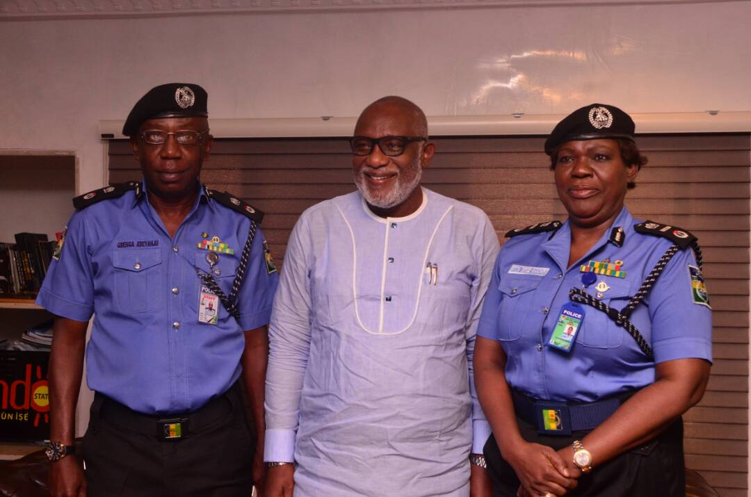 Photos: Ondo Gets New Police Commissioner