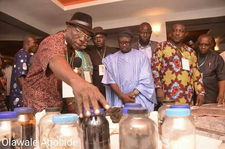 NCND Meeting Day 4: Gov Akeredolu Commends Organiser on a Unique Arts Exhibition