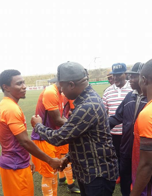 ODSFA Attributes Sunshine Stars Safety to Governor Akeredolu's Penchant For Results, Service Delivery