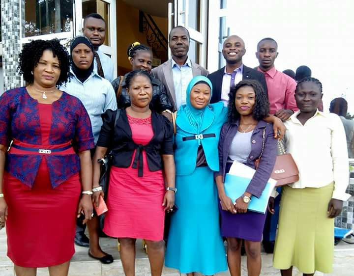 OSOPADEC trains secretaries, executive officers, personal assistants on office management and technology