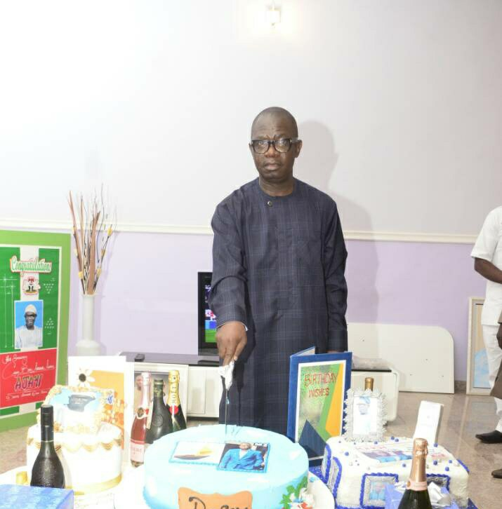 Faces at 49th Birthday Celebration of Ondo Deputy Governor, Hon (Barr) Agboola Alfred Ajayi