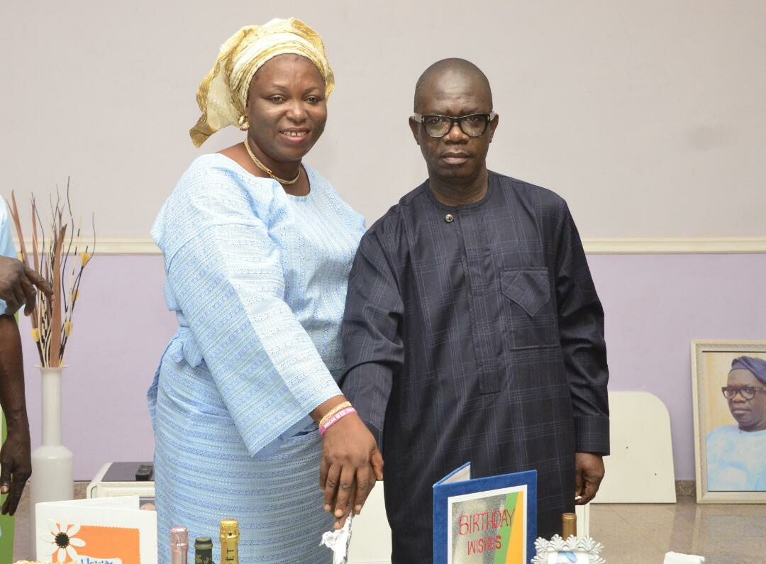 I never planned to be D-Gov- Ajayi