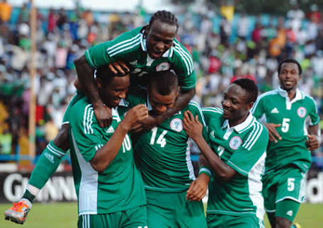 PRESIDENT BUHARI SALUTES SUPER EAGLES FOR COMPREHENSIVE VICTORY OVER CAMEROON'S INDOMITABLE LIONS