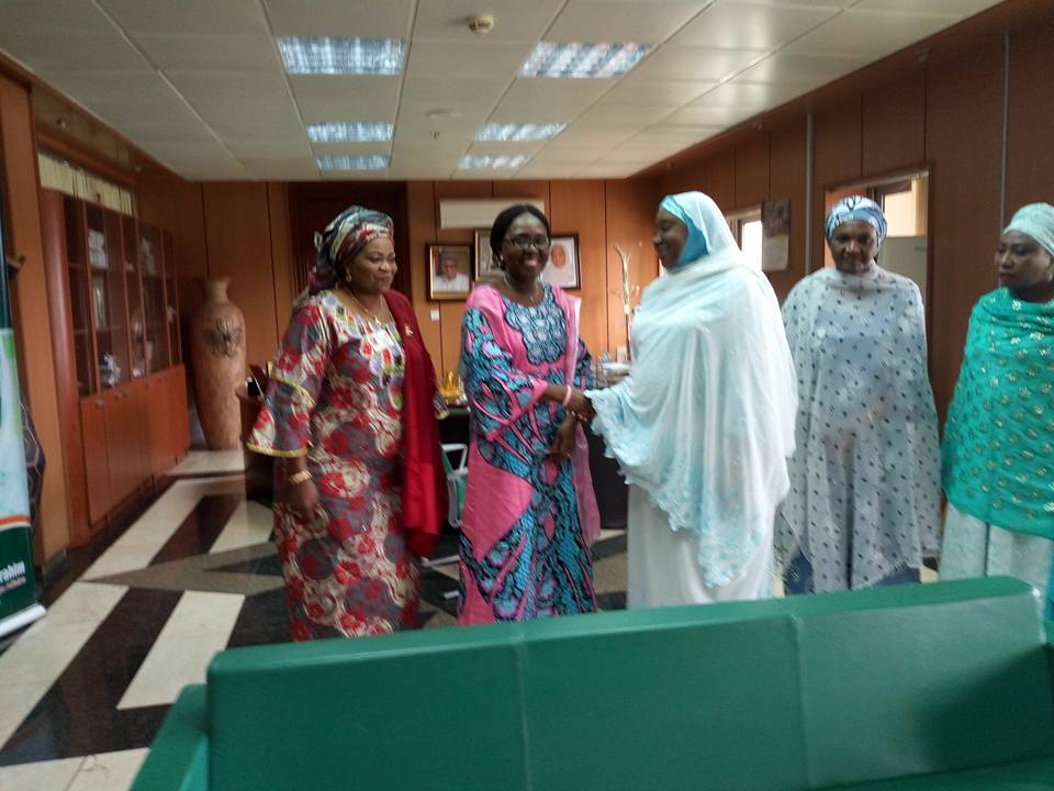 Minister commends Ondo First Lady