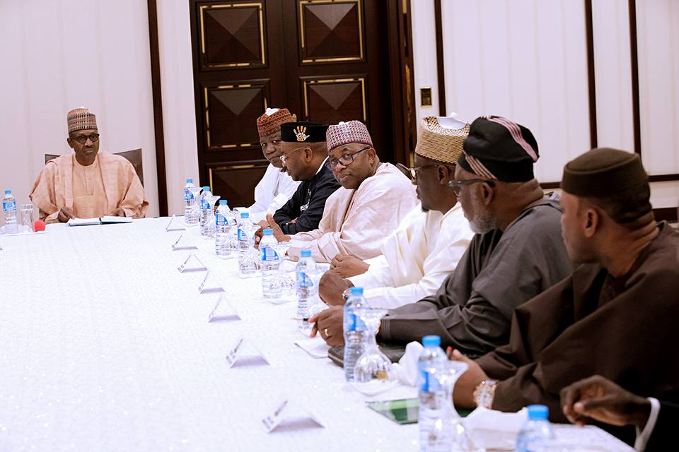 PRESIDENT BUHARI CONCERNED OVER PLIGHT OF WORKERS IN STATES