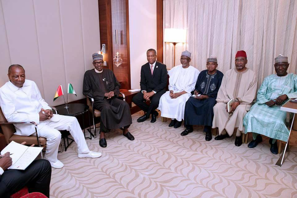 Buhari: African Leaders Must Speak With One Voice to Drive Development Agenda