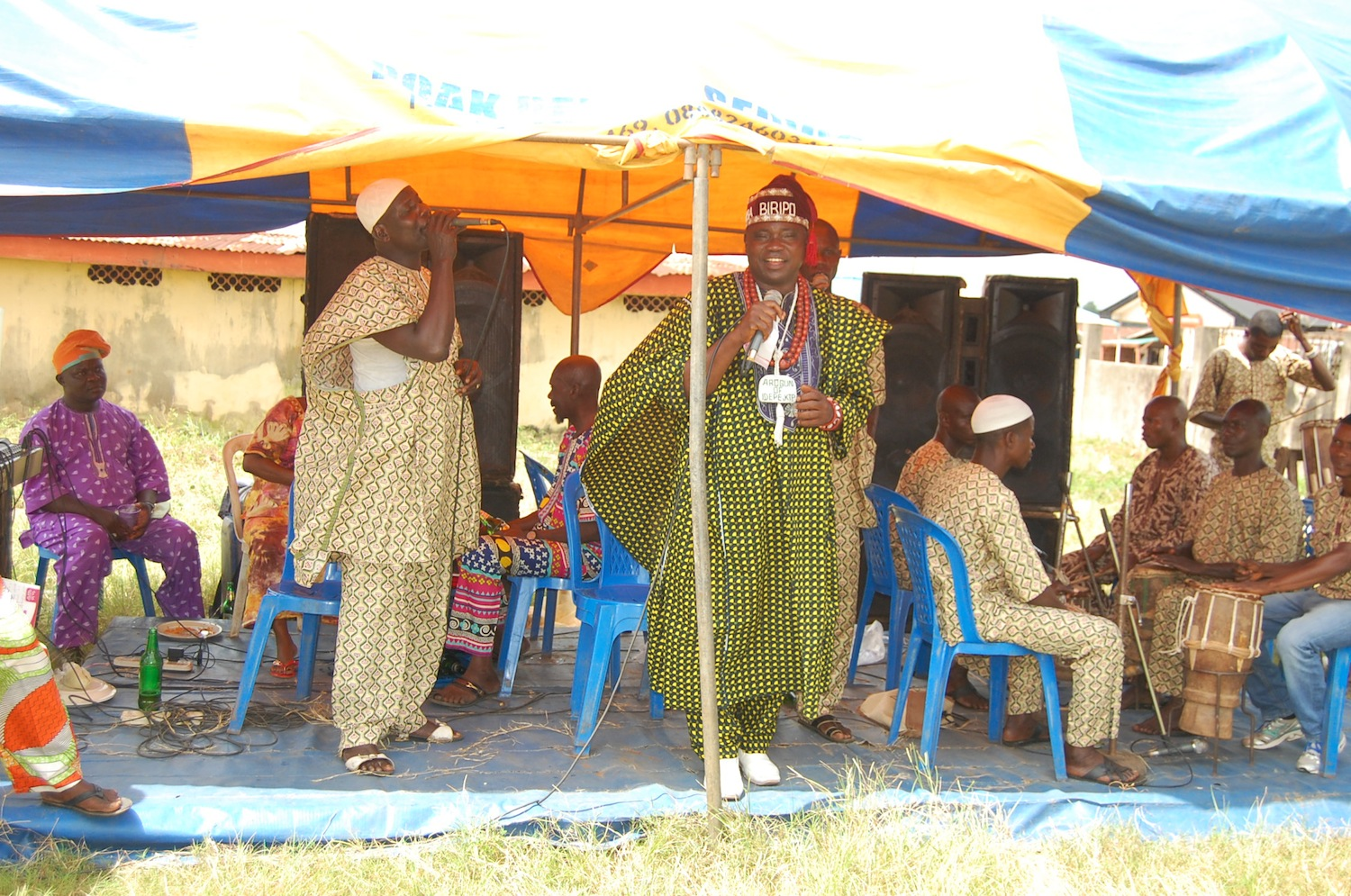 Cleric, traditional ruler, important personalities eulogizes the late Madam Ogayemi (nee Aiyeku)