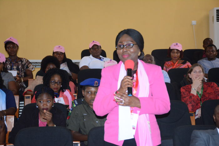 Ondo First Lady, medical experts brainstorm on breast cancer prevention