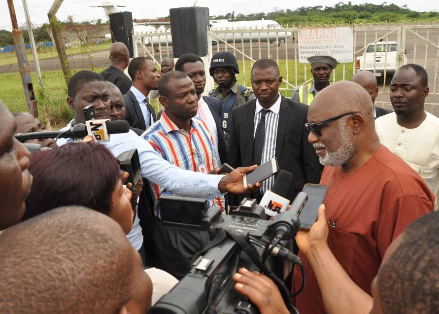 PMB keen on exploring Ondo State potentials says Gov. Akeredolu