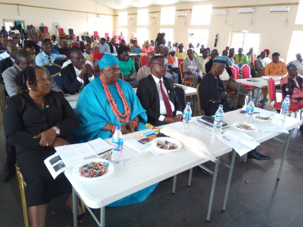 Physical Planning, a major thrust of this administration – ODSG