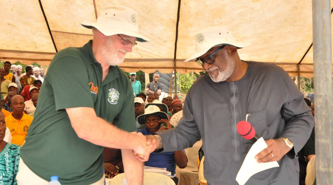 Investor pledges turn around for Ondo State Afforestation Project