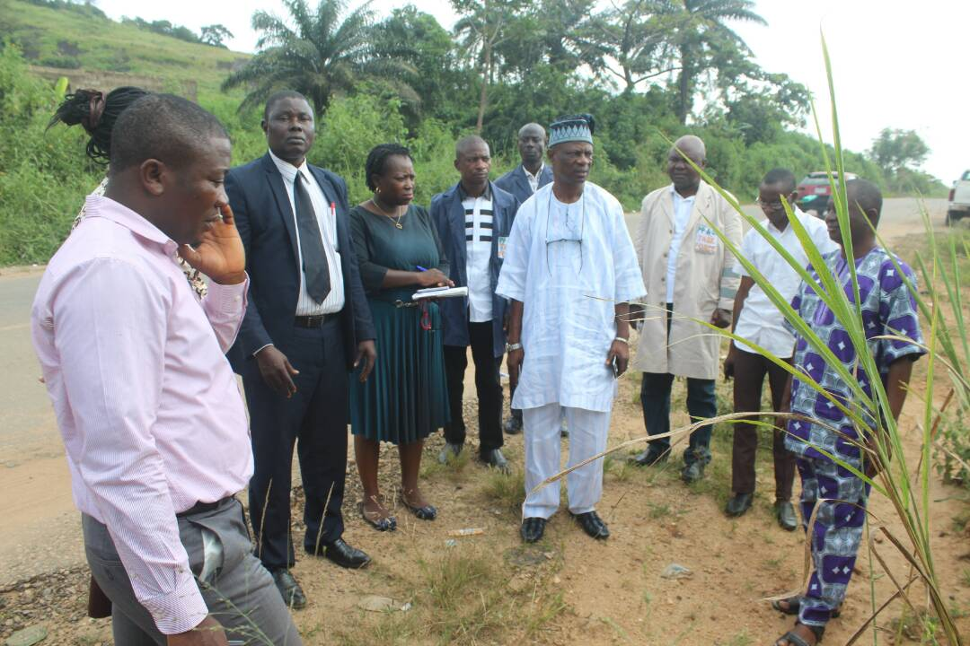 ODSG emphasizes zero tolerance for unapproved structures