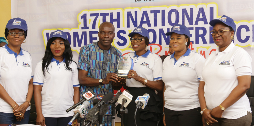 Osinbajo's wife, Udom, Bindo for 2017 COWLSO women conference  …Food Security, Skill Development, Others Take Centre Stage, Says Ambode's Wife