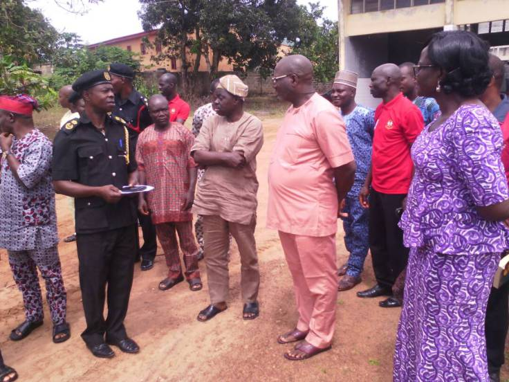 ODSG to reposition fire service stations for optimum performance