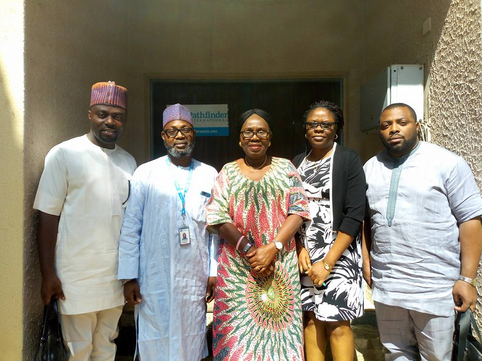 Arabinrin Akeredolu Partners International Agency To Ensure Quality Health care Delivery In Ondo State