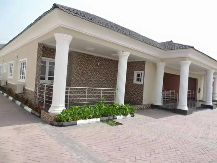The splendour of Crystal Suites, Akure