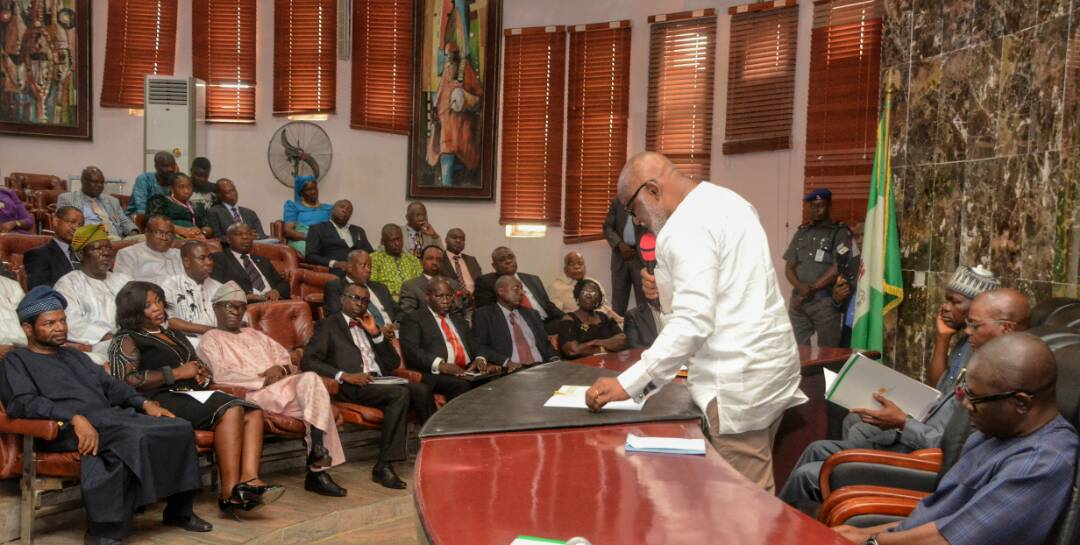 Education is a catalyst for development, says Governor Akeredolu