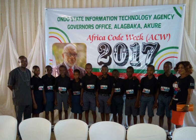 """Embrace coding skills to guarantee your future"" Akeredolu charges Ondo youth"