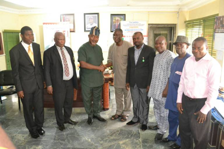ODSG INAUGURATES COMMITTEE ON MINERAL RESOURCES AND ENVIRONMENTAL MANAGEMENT