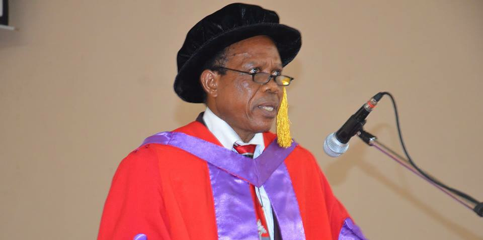 FUTA DON DEVELOPS DEVICE FOR STUDY OF SOILS, GIVES RECIPE FOR SUSTAINABLE AGRICULTURE