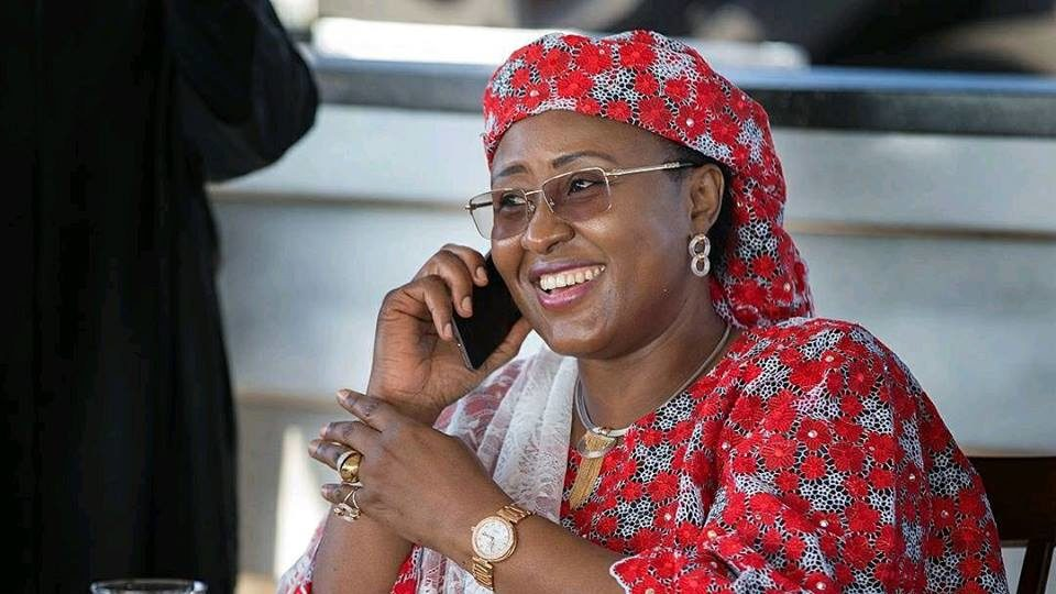 Aisha Buhari calls for more funding, political will to end TB