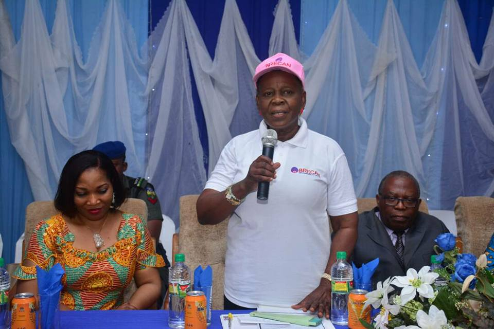 World Cancer day: Arabinrin Akeredolu harps on the need to save women as BRECAN returns to Akure