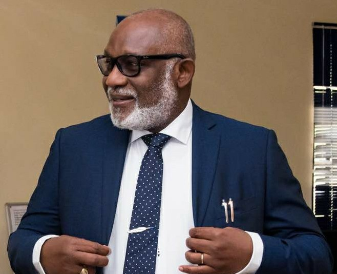 Breaking: Gov Akeredolu approves resumption of market activities throughout the state for only tomorrow 23rd May 2020