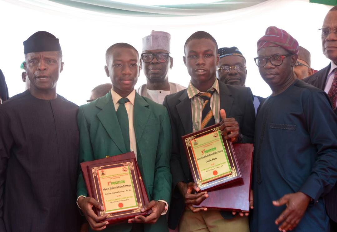 Ondo student, two others bag FG scholarship award to Phd level