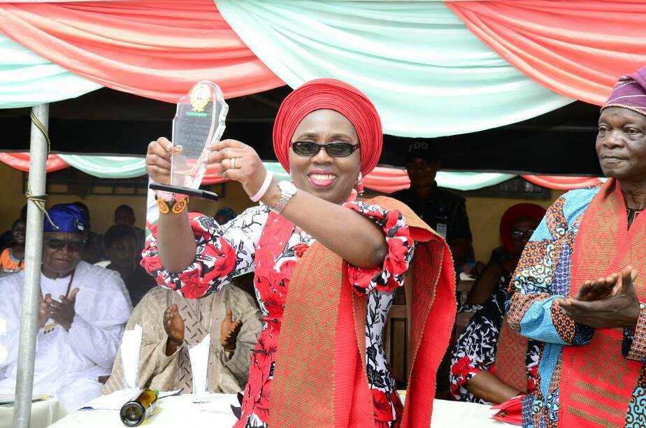 Ondo First Lady Conferred Grand Patron National Museum as Owo Museum Marks 50th Anniversary