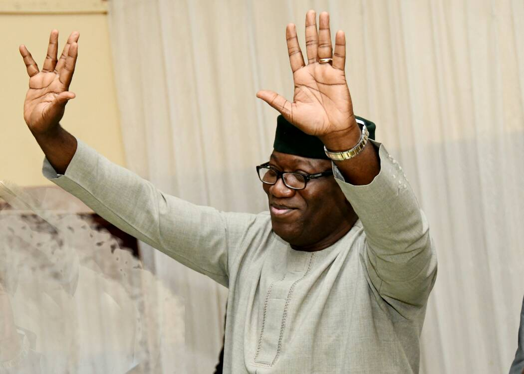 We must do more to prevent an outbreak in Ekiti State – Kayode Fayemi