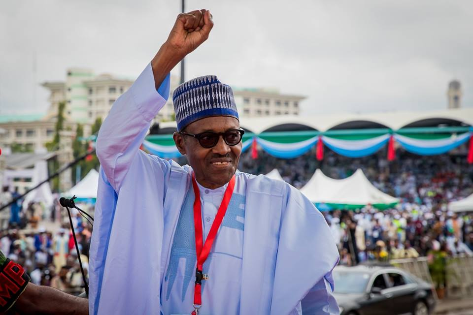 We're resolved to execute projects that will change the narrative for Nigerians, says President Buhari