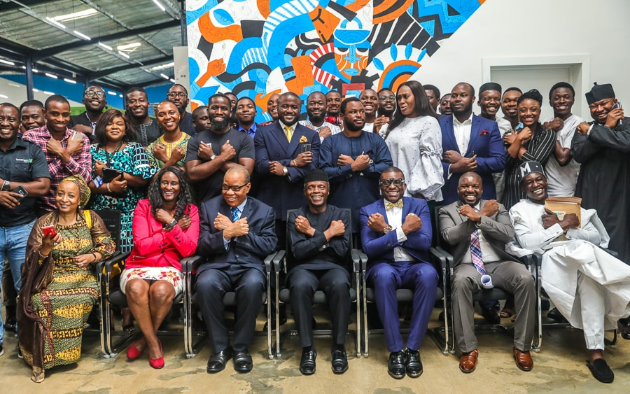 UNIVERSITIES HAVE BEST TALENTS IN SHAPING FUTURE OF OUR COUNTRY – OSINBAJO