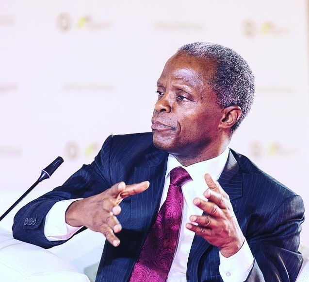 I will waive my constitutional immunity to clear my name – Osinbajo