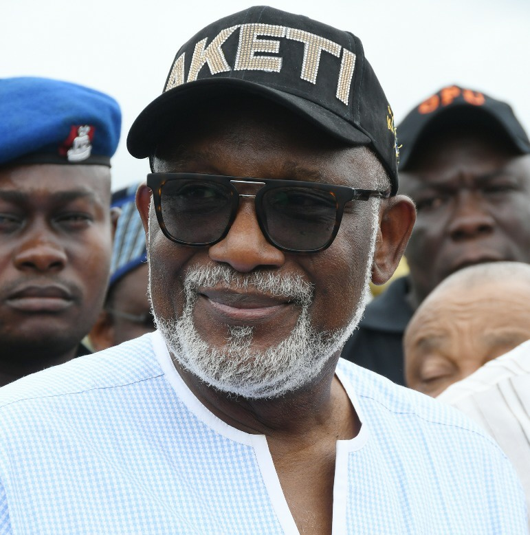 COVID-19: Akeredolu constitutes response fund committee