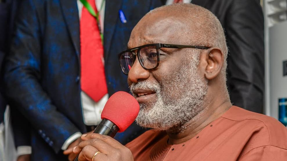 Akeredolu begins 14-day working vacation