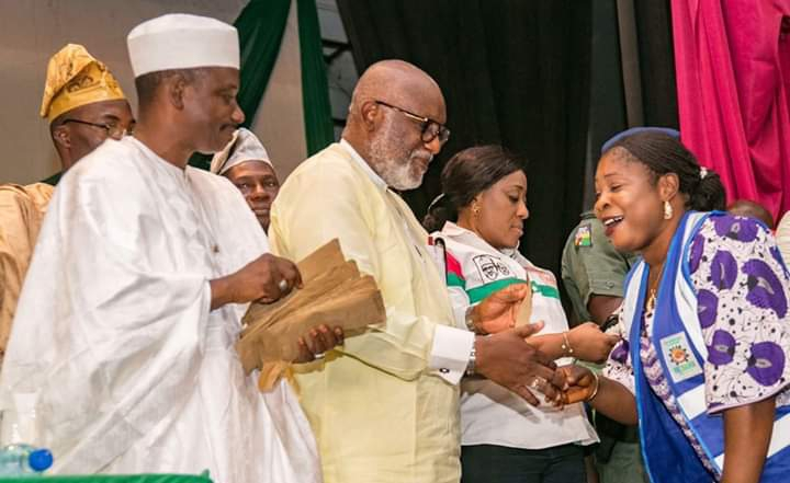 FG spends N750m to empower 6,800 women, youths in Ondo