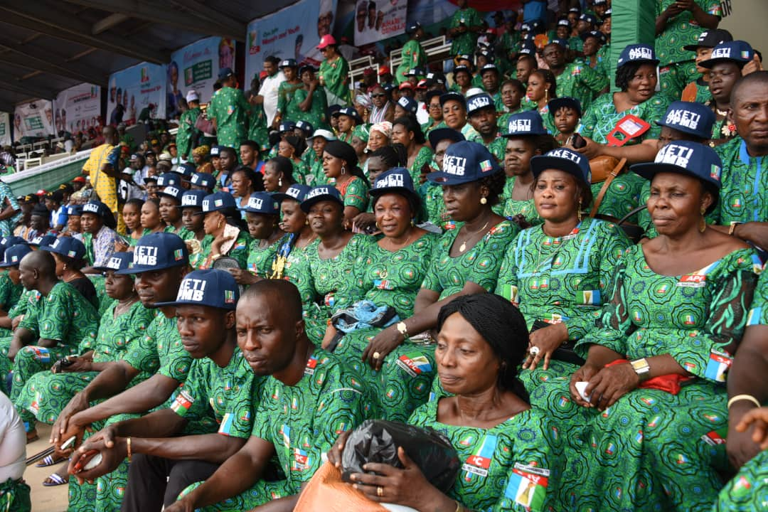 BEMORE Girl, Marvelous Jegede writes: My experience in the south west first ladies APC rally