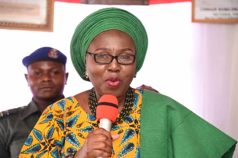 COVID 19: Nigeria needs to invest more in science for better health outcome – Mrs Akeredolu