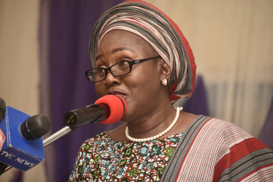 An Address by Her Excellency, Betty Anyanwu-Akeredolu at the Ondo State 2019 International Women's Day Lecture on the 6th of March, 2019