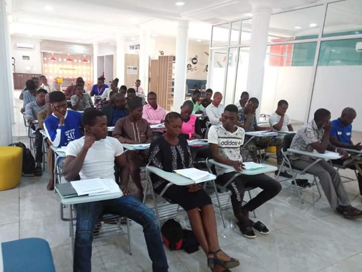 ODSG trains more youth in digital technology
