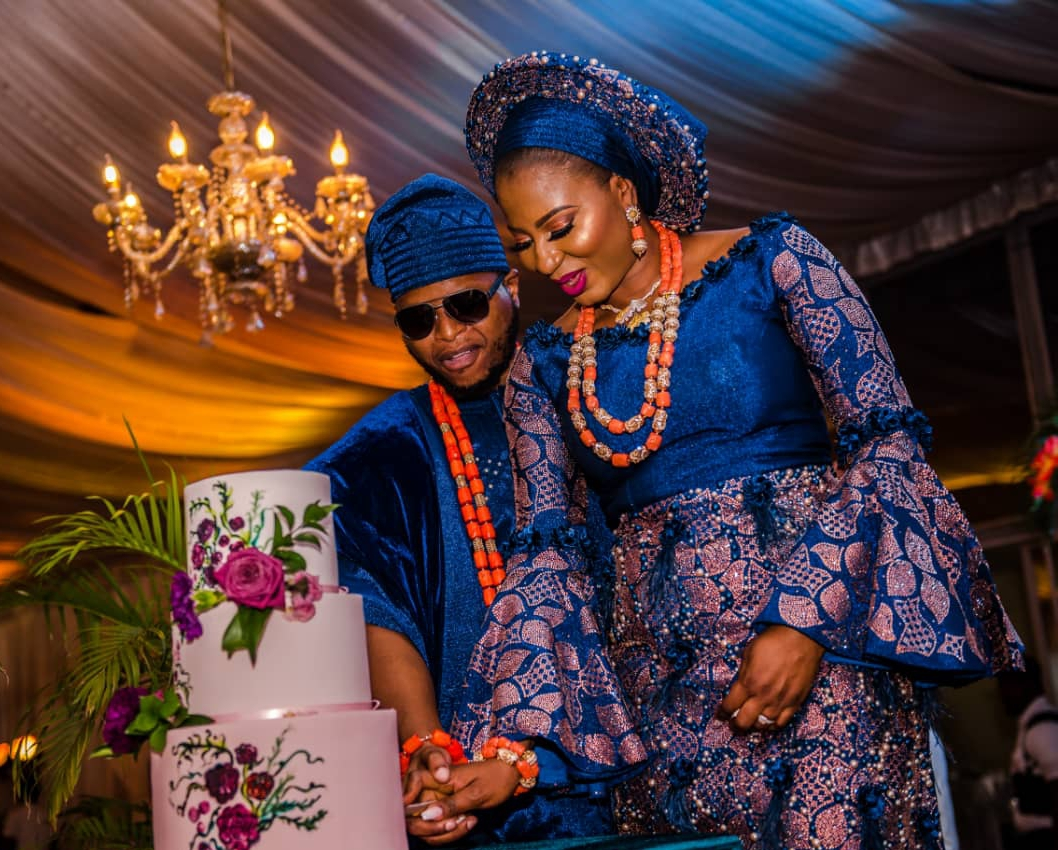 Photos from Femi Agagu's Son Traditional Engagement