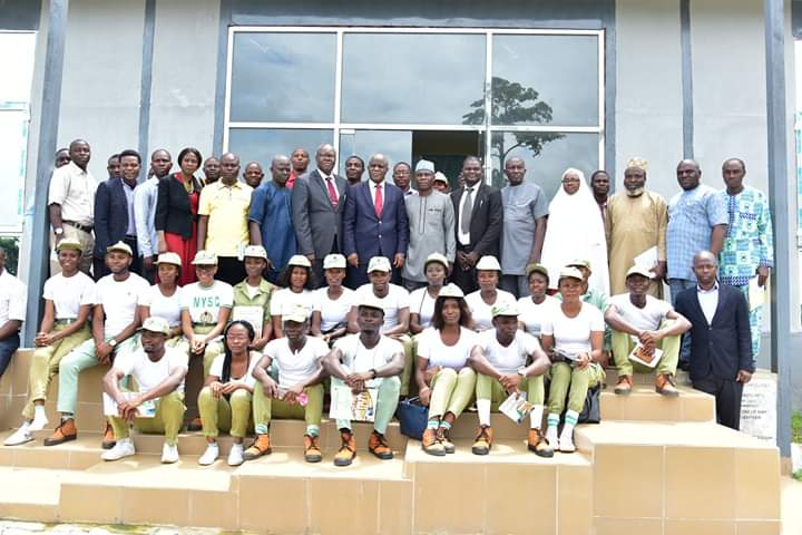 FUWAPE  STRESSES  ADVANTAGES OF  RENEWABLE ENERGY AT TRAINING FOR CORP MEMBERS